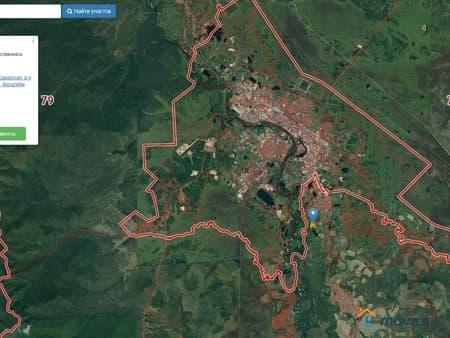 Продаю земельный участок, 11.86 га, Биробиджан
