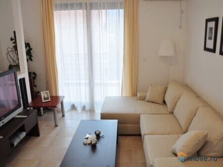 Продаю 3-комнатную квартиру, 58 м², Будва, Бечичи
