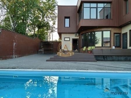 Коттедж, 1200 м², снять на сутки за 30000 руб, Пикино, улица Центральная | Move.Ru