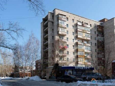 Сдаем 1-комнатную квартиру, 28 м², Томск, улица Пирогова, 7