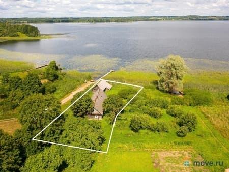 Продаем землю под ИЖС, 25 соток, Браслав, На берегу озера Укля, выход на 5 озер