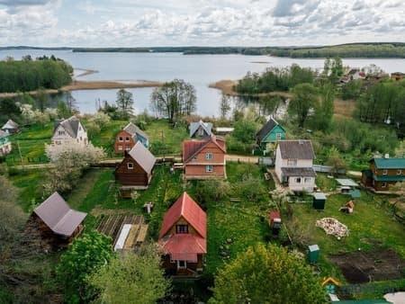 Продается дача, 80 м², 12 соток, Браслав, «СТ Струсто», 50 метров до озера Струсто