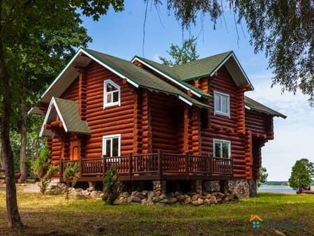 Продаю коттедж, 160 м², 25 соток, Браслав, д. Бондоровщина, озеро Укля, 4