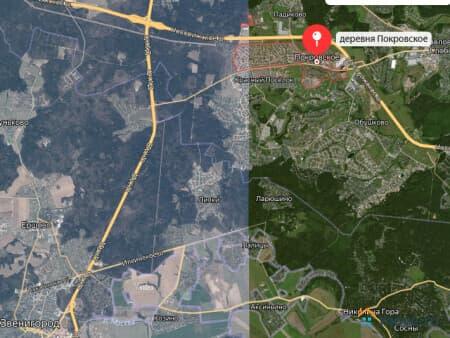 Продаем землю под ИЖС, 6 соток, Покровское