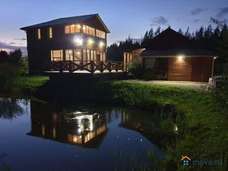 Сдаю посуточно дом, 100 м², Зеленый Бор, Росток СНТ