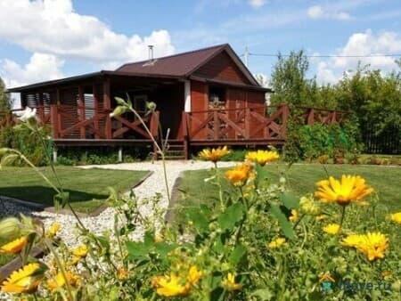 Сдается посуточно дом, 140 м², Зеленый Бор, Росток СНТ