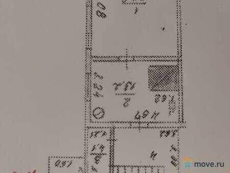 Продается 1-комнатная квартира, 63.5 м², Тотьма, улица Трудовая, 70