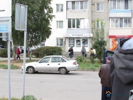 Аренда помещения свободного назначения, 60.9 м², Рассказово, проезд Куйбышевский, 8